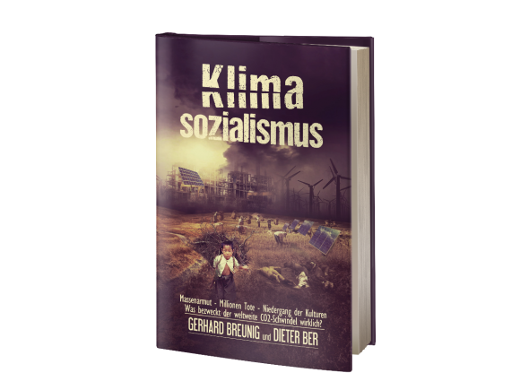 Klimasozialismus jetzt als E-Book und Taschenbuch erhältlich