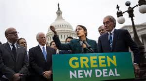 Ein Vorgeschmack auf den Green New Deal