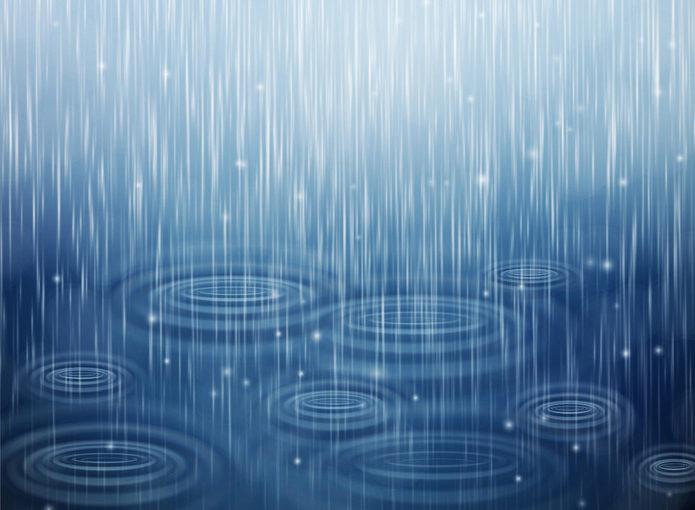 Der solare Niederschlagseffekt