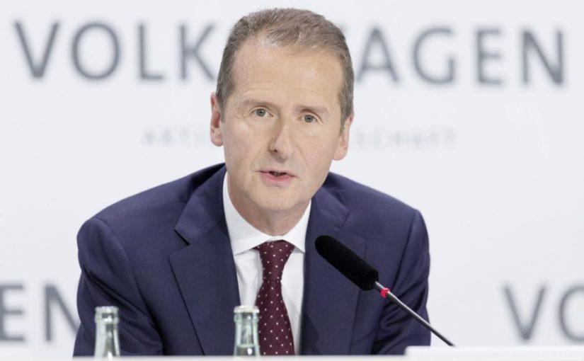 Ist Volkswagen in Panik?