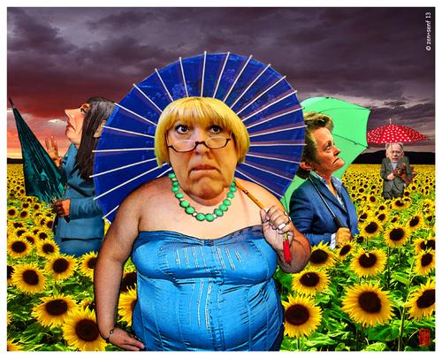 Klimawandel verantwortlich für die Corona-Pandemie! Die politische Klasse lässt die Maske fallen