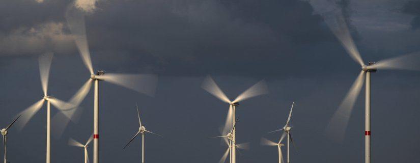 Windkraft in Dänemark