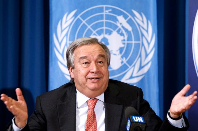 UNO-Generalsekretär Guterres tritt jetzt offen für eine weltweite CO2-Steuer ein