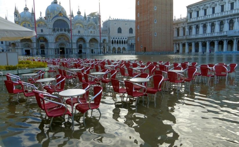Italien und der Meeresspiegel