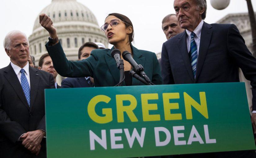 Der Irrsinn des Green New Deal